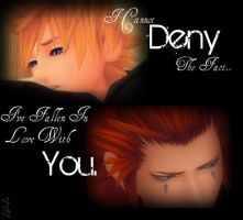 Akuroku - Can't Deny The Fact by IAkuroku