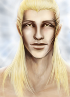Zevran Arainai by Feffervesce