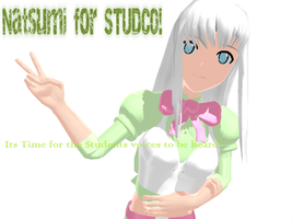 Natsumi 4 STUDCO! by Rozz-a