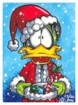 Merry Christmas Duckyboos by MableTheRabbid