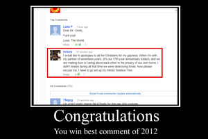 Best comment of 2012 by Party9999999