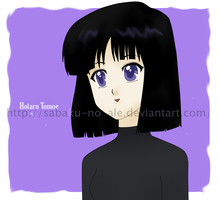SM: Hotaru Tomoe by The-PirateQueen