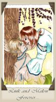link and malon forever by Zita52