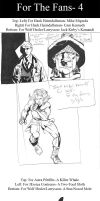 Sketch compilation special 4 by aoi-iro