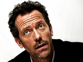 Hugh Laurie by donvito62