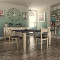 Dining Room 2 by VickyM72