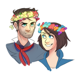 Flower Dorks by 2TONocean