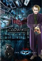 Clowns Side 1 by SexiestJoker