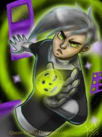 Danny Phantom by Queen-Galaxy
