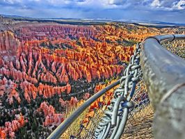 Brice Canyon, the wonders of Nature by Stone-Cold-Stone
