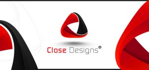 Close Designs Logo by ComyDesigns