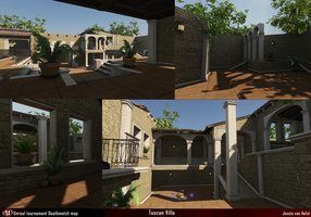Tuscan Villa UT map by sweetangel0467