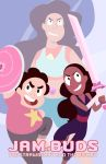 Steven Universe - Jam Buds by neo-dragon