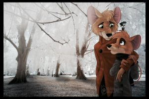 A walk with the one by NightMagican
