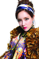 Hyomin (T-Ara) PNG Render by classicluv