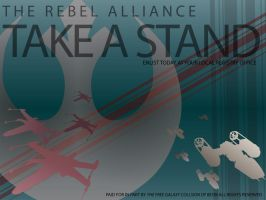 Rebel Alliance Propaganda 1 by WoundedCoast