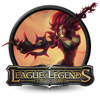 Zyra, Rise of the Thorns - League of Legends by fazie69