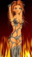 Witchblade by wingzero620