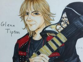 Glenn Tipton - Judas Priest by Mito126