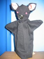 Black Pig by puppetry