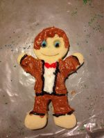 The Gingerbread Doctor by Whovian-Rinny