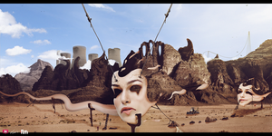 Dreaming in Deserts of Dames by MatteoAscente
