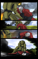 Belligerent 11 by Halo-Yokoshima