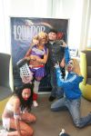 Lollipop Chainsaw Italian Press event! by xReykax