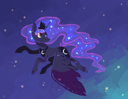 luna by superhyperultimate