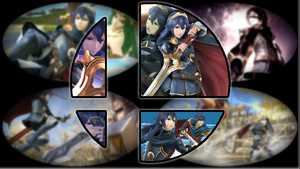 Ready to Smash: Lucina by Kirby-Kid