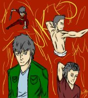 The Real Zuko by BROTERS707