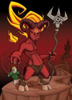 the devil by raulex