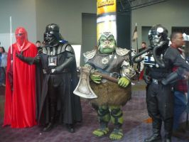 Megacon '08- Star Wars by TechnicolorThinking