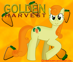 Golden Harvest by Cyber-murph
