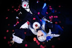 Rozen Maiden cosplay by YukariYu