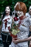 Zombie Walk Warsaw 2010 09 by remigiuszScout