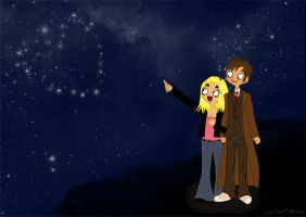 Doctor Who and Rose Tyler 3 by Lily-Poulp