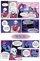 Flowey Is Not a Good Life Coach - Chap. 3, page 4 by fluffySlipper