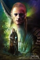 Legolas by jarling-art