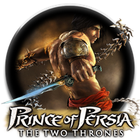Prince of Persia The Two Thrones Icon by DudekPRO