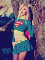 Super Girl 1970 by StarryMuse