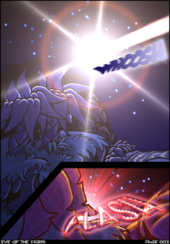:Eye of the Storm: Page 003 by ScionFighter