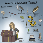 What's in Sibelle's Trunk? by SublimeSalt
