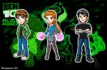Ben 10 Alien Force Keychains by shongcredible