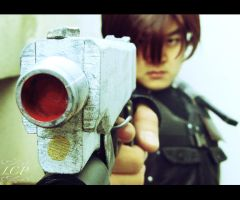 Resident Evil: Leon Screencap by LiquidCocaine-Photos
