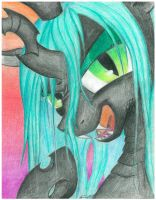 Changling Queen by TheWolfheart89