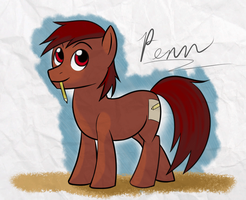 My Little Brony: Penn by Acesential