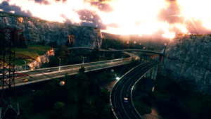 TrackMania 2 - Crossroads by Cody-Maverick