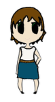 Gemma chibi for aylitales by Noriluver101