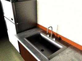 Just the kitchen Sink by DAVEAC1117